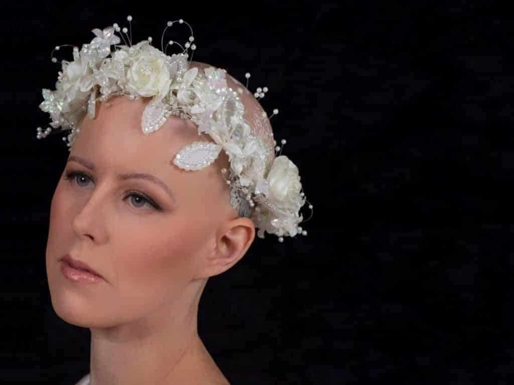 Alopecia UK Awareness Calendar Shoot - Make up Artistry
