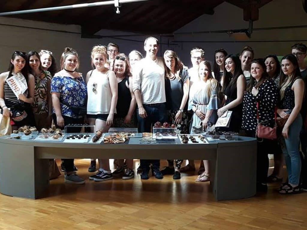 Childcare students visit Italy to learn international perspectives of early years education
