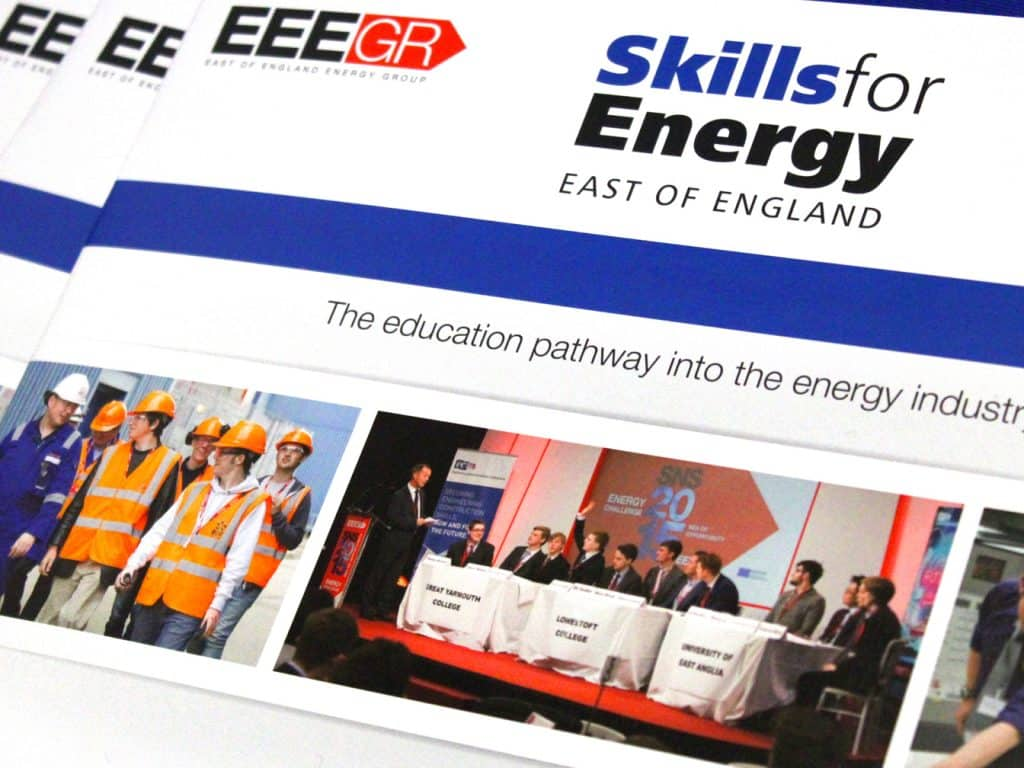 EEEGR Skills for Energy 2018