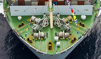 Advanced Petroleum Oil Tanker Training