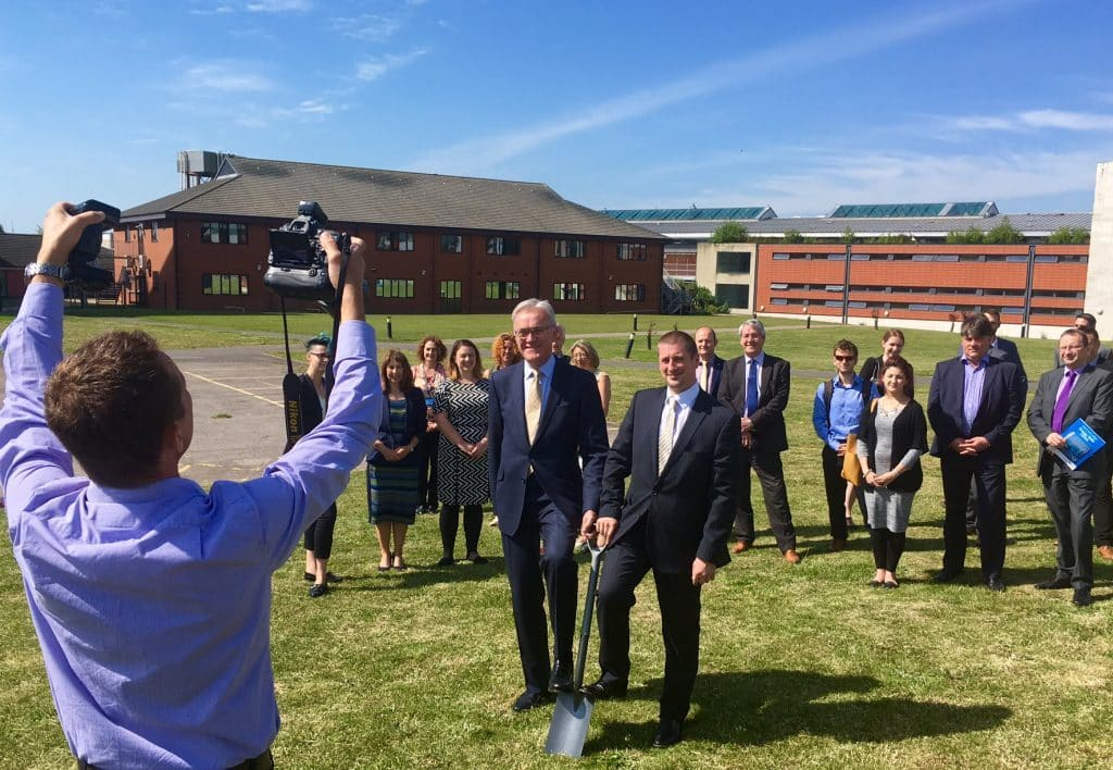 East Coast College get project underway with £10 million LEP investment