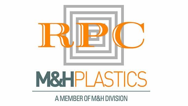 M&H Plastics Logo