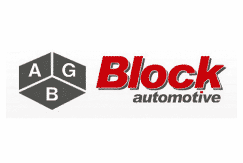 AG Block Automotive Logo