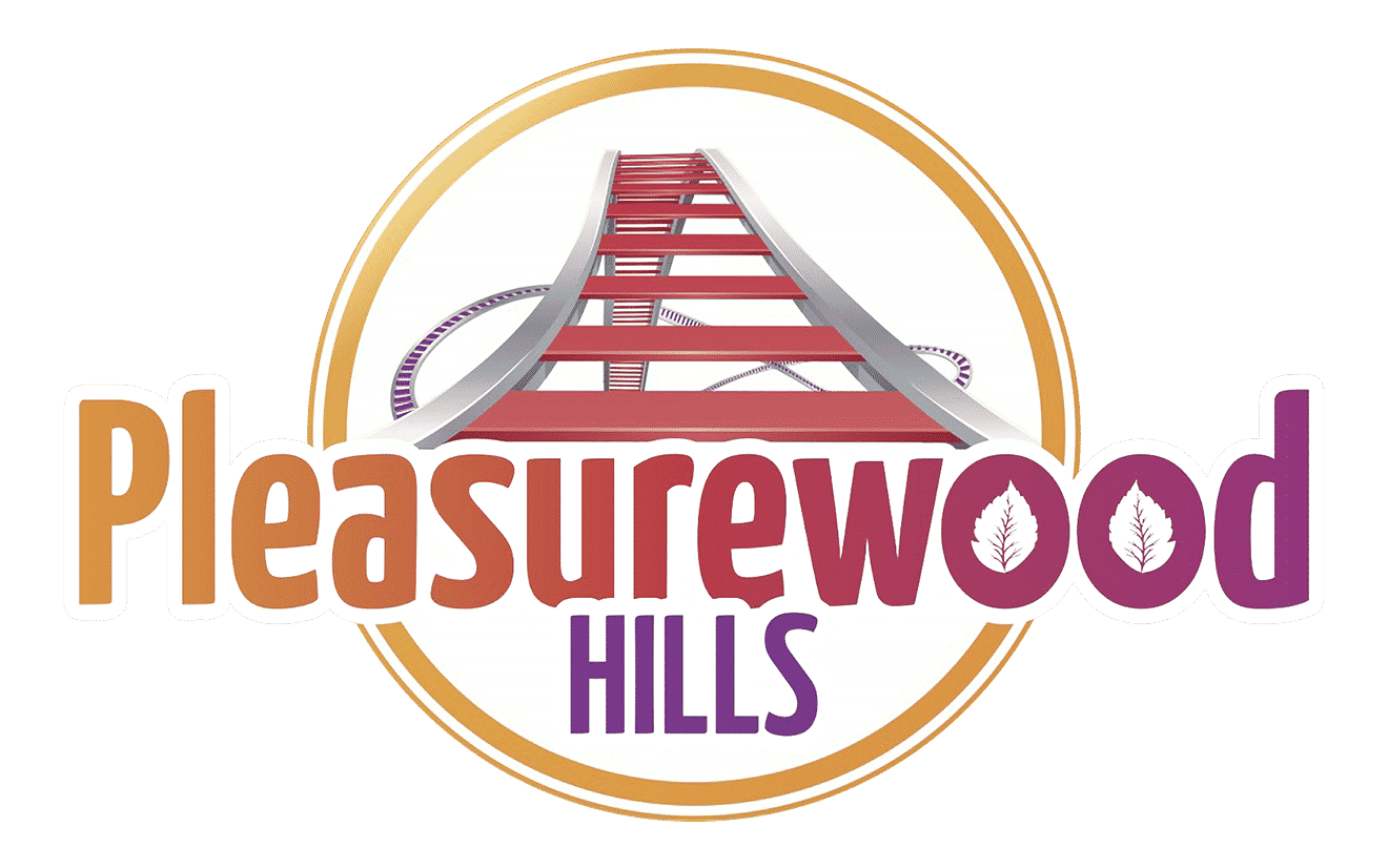 Pleasurewood Hills Logo