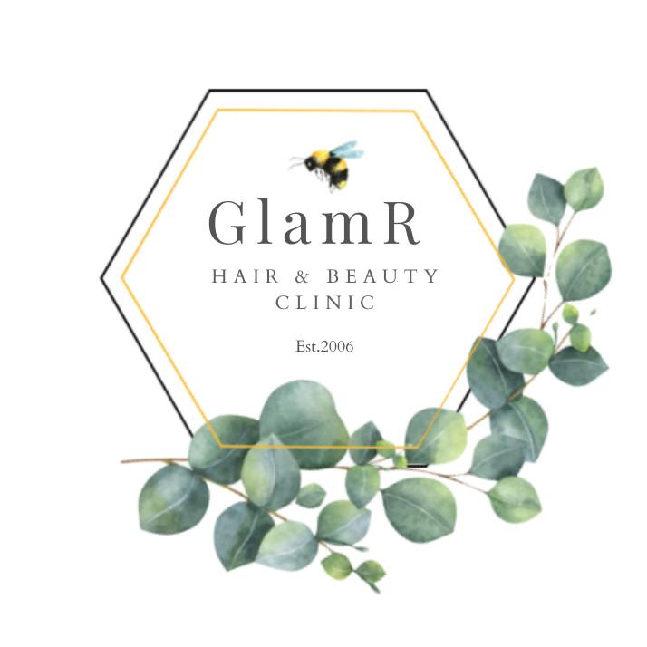 Glam R logo