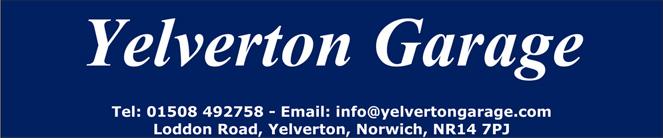 Yelverton Garage logo