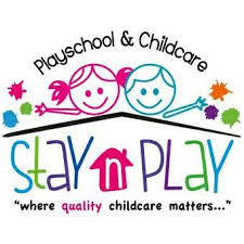 Stay n Play logo