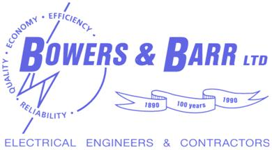 Bowers and Barr logo