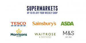 The Sodexo scheme includes discounts on your shopping.