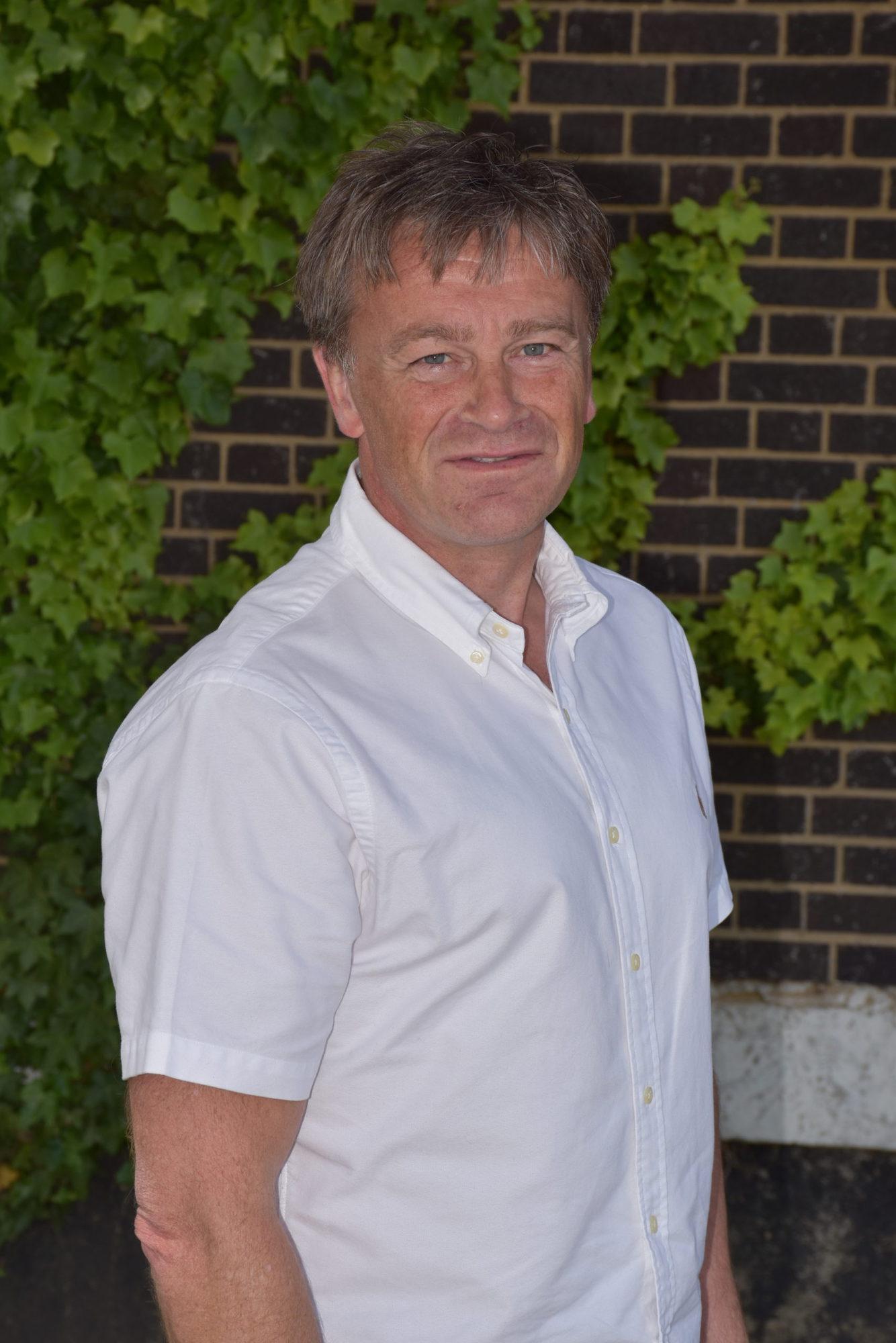 Saul Humphrey - Chair of Curriculum Development