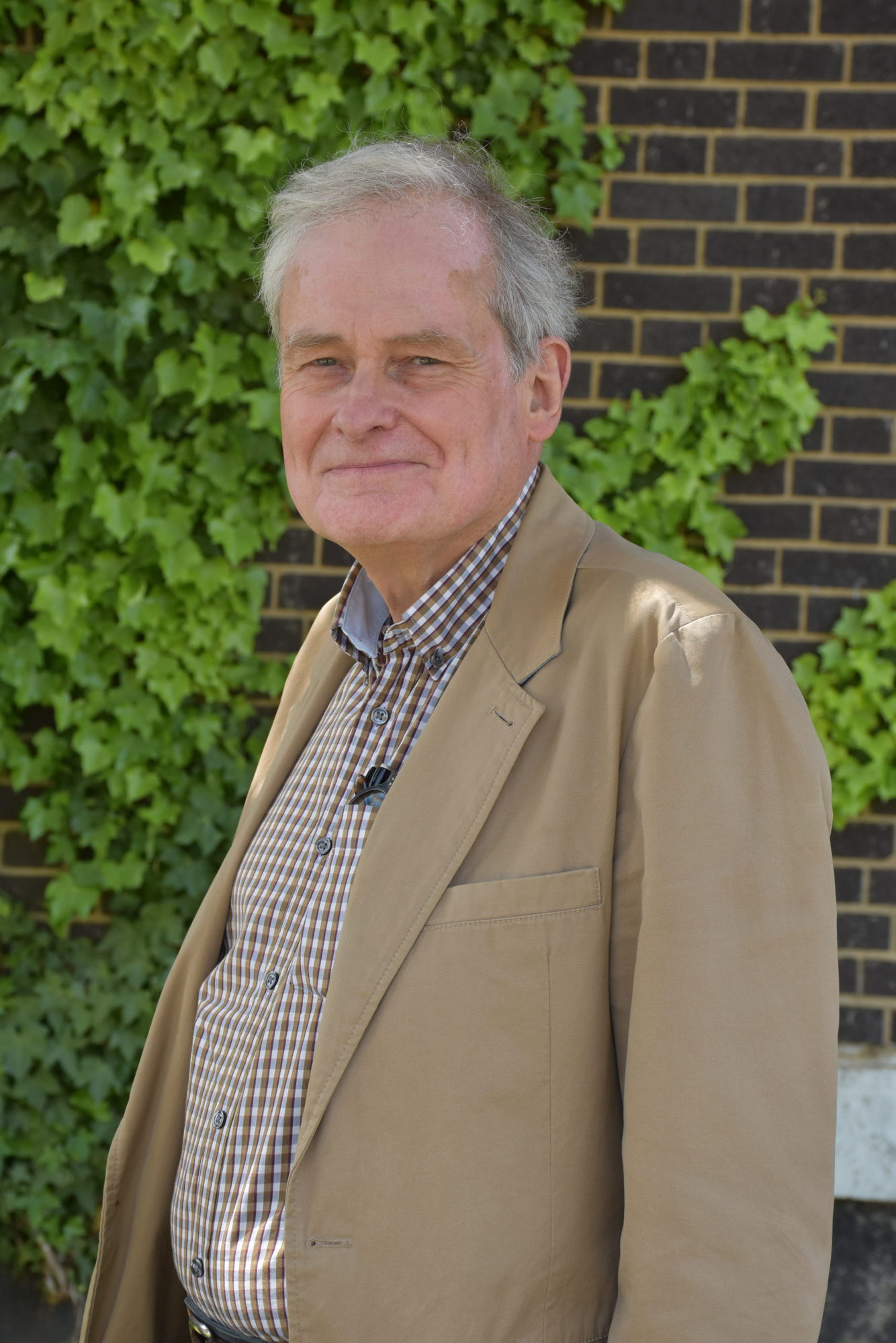 Peter Lavender – Chair of Standards Committee