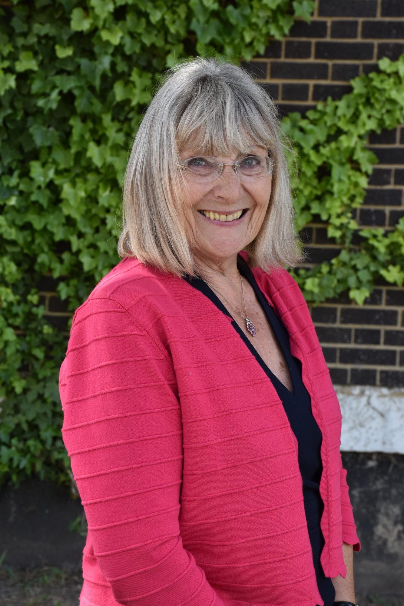 Tina Ellis - Chair of ECETA