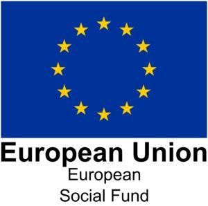 European Union Social Fund logo.