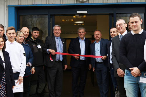 Offshore Wind Skills Centre Launch